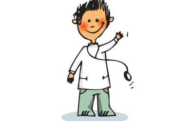 Zdravniški pregled in zdravstvena vzgoja za 1. R
