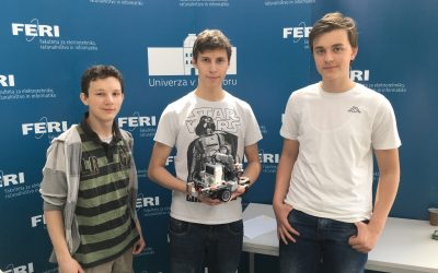 Državno robotsko tekmovanje v Mariboru