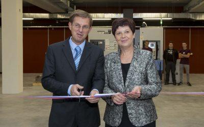 Odprtje Izobraževalnega centra sodobnih tehnologij