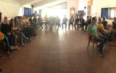 Podjetniško-naravoslovni tabor na slovenski obali