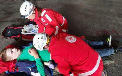 24. državno preverjanje usposobljenosti ekip prve pomoči