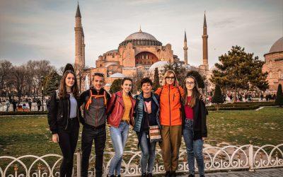 V okviru mednarodnega projekta Dobra šola za 21. stoletje v Istanbulu