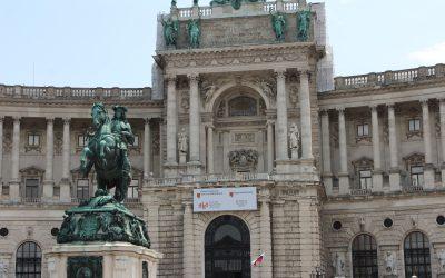 Strokovna ekskurzija na Dunaj