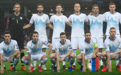 Ogled nogometne tekme – SLOVENIJA : LATVIJA