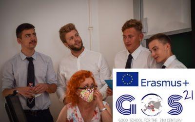Dobra šola za 21. stoletje – 6. srečanje projektnih partnerjev na Gimnaziji Ilirska Bistrica